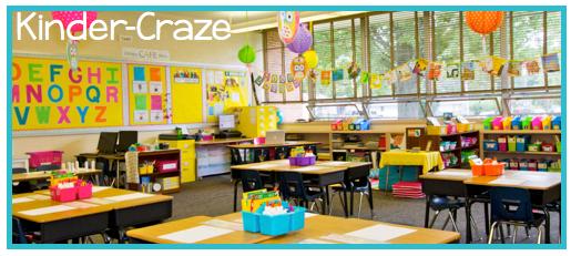 adorable kindergarten classroom