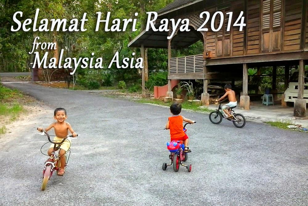 Eid Mubarak 2014 Malaysia
