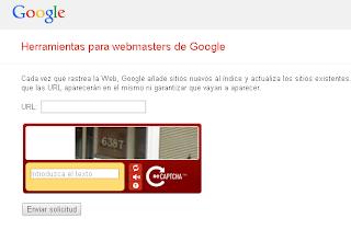 Cómo darme de alta mi pagina web en Google