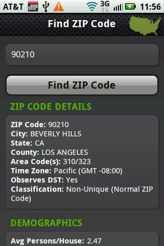 How to find the Zip+4 code if I know the five digit Zip ...
