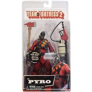 Pyro Action Figure Team Fortress 2