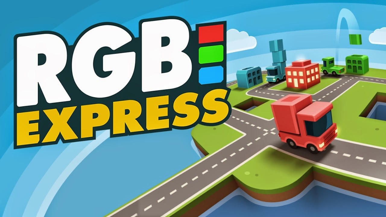 RGB Express Gameplay