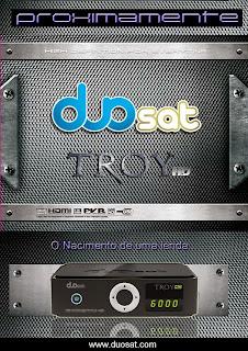 DUOSAT TROY HD QUE DECEPÇÃO Duosat+troy