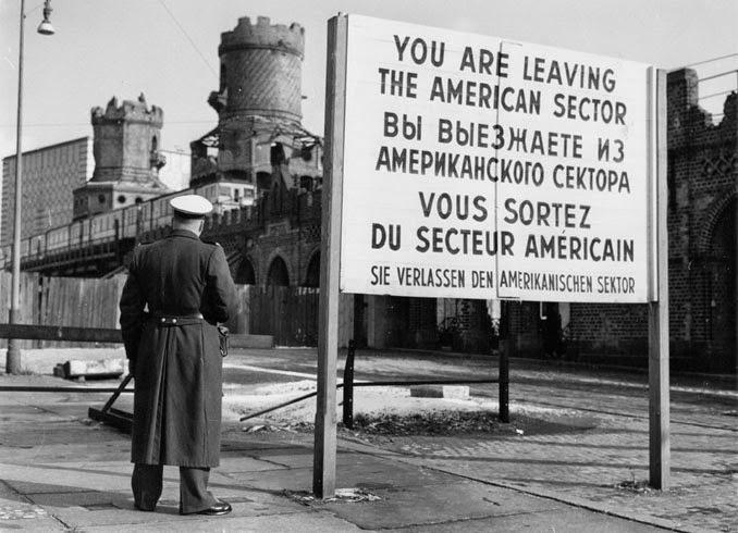 El Muro de Berlín, 1961-89