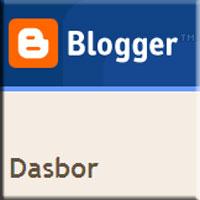 Tampilan Blogger