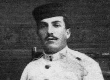 Sargento Valentín Martínez Bartolomé
