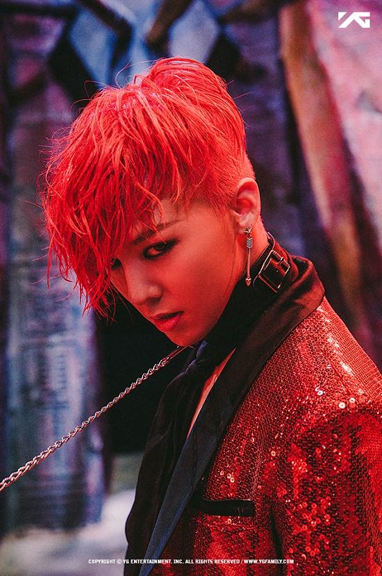 Ikuti Tren Baru di China, G-Dragon Pakai Jepit Rambut Kecambah
