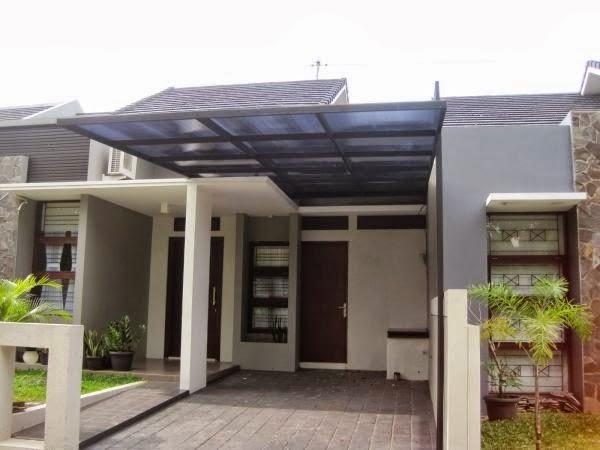 model rumah minimalis Modern 2014 8