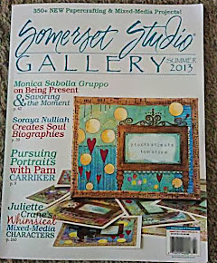 Published- Somerset Gallery Magazine