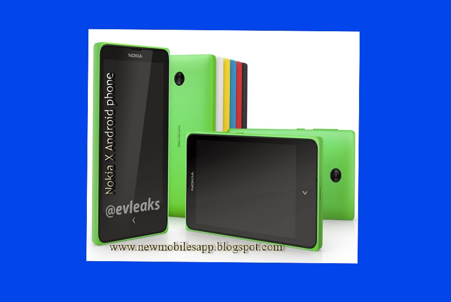 Nokia New Phone 2014 Android Nokia x Android Phone Upcoming
