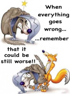 funny picture, cartoon, quotes, wolf, fox, funny
