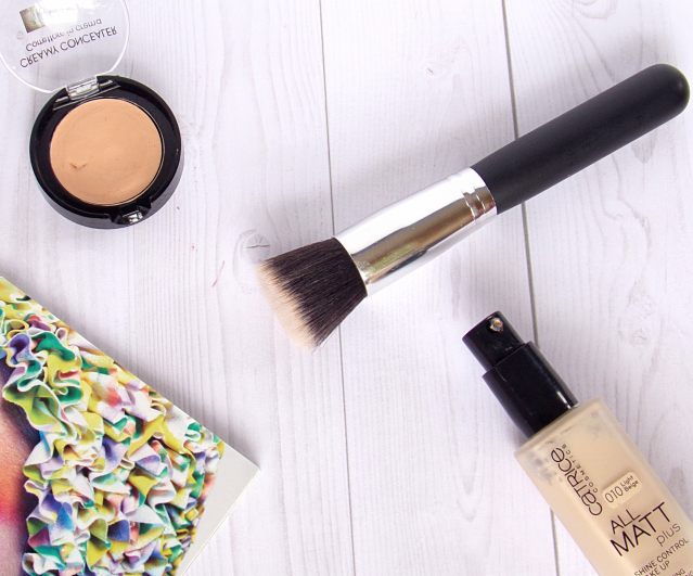 Born Pretty Store - Flat Foundation Brush