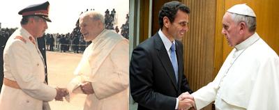 ¿Iglesia Catolica de la mano del fascismo? PA-PAS+FACISTAS