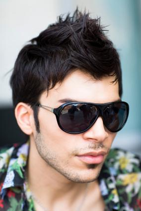 men short hair style trendy hairstyles for men