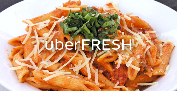 .@Uber Launches $3 Food Delivery Service #UberFresh