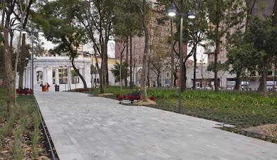 La Alameda Distrito Federal, México