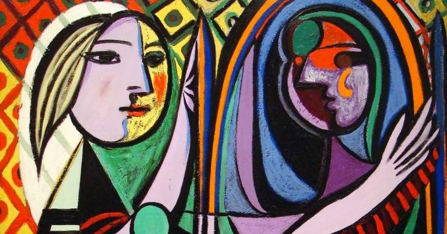 Interpretaciones del arte autor picasso t tulo mujer for Tecnicas vanguardistas