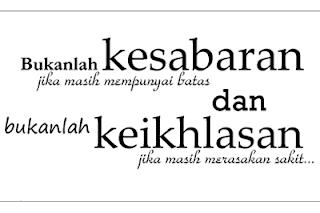 Kata Sabar