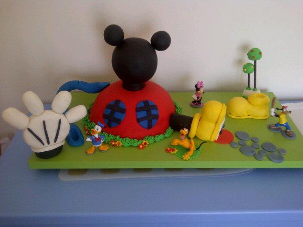 La Casa de Miky Mouse