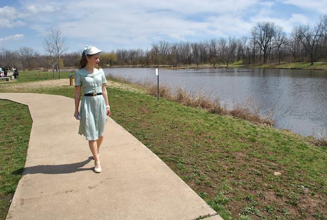 Flashback Summer:  Easter 2013