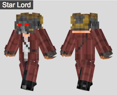 24. Star Lord Skin