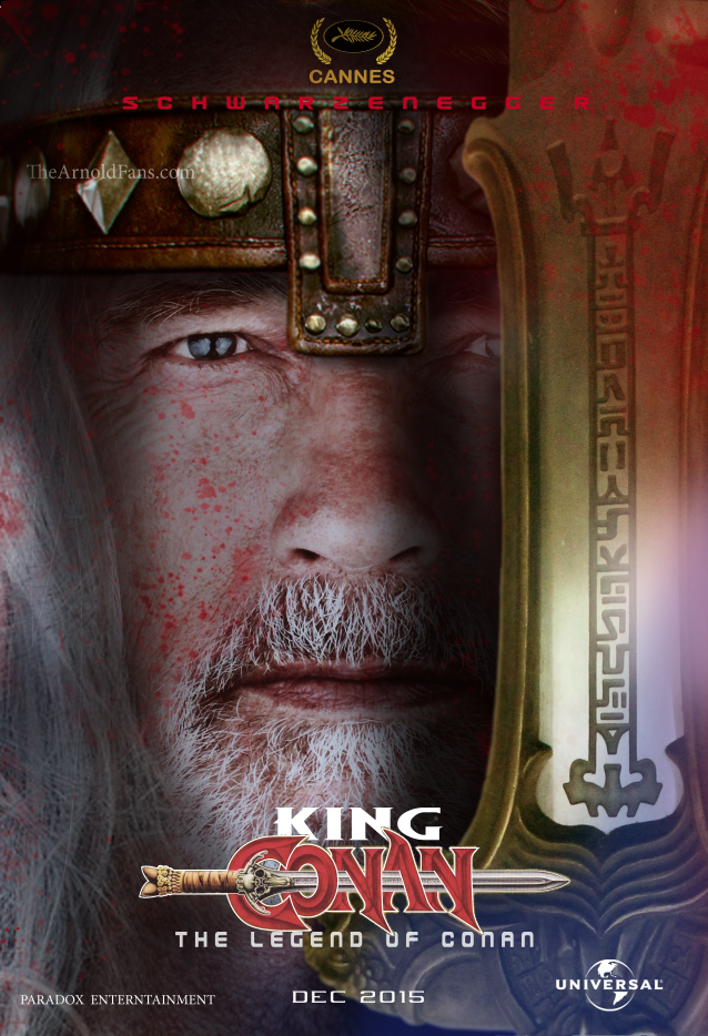 King Conan (Diciembre del 2015)