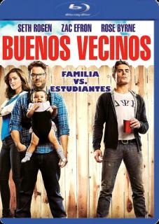 Buenos Vecinos -DVDRIP LATINO