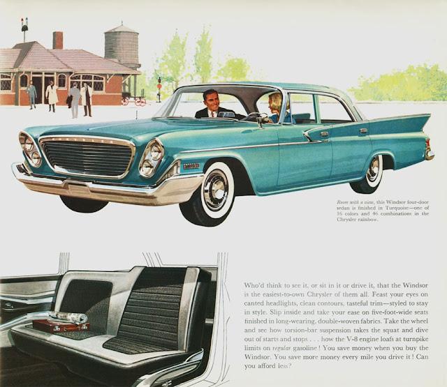 クライスラー・ウィンザー | Chrysler Windsor (1939-61)