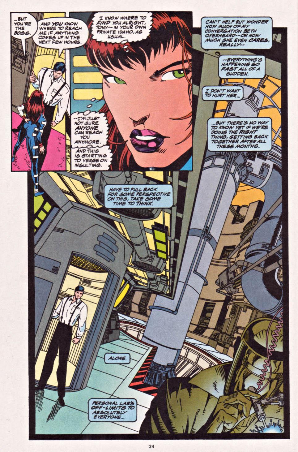 Captain America (1968) Issue #398f #336 - English 27