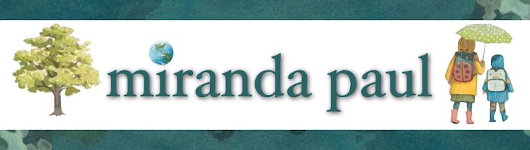 Miranda Paul, Children's Author