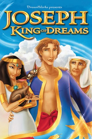 Joseph: King of Dreams 2000 poster