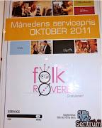 Servicepris 2011