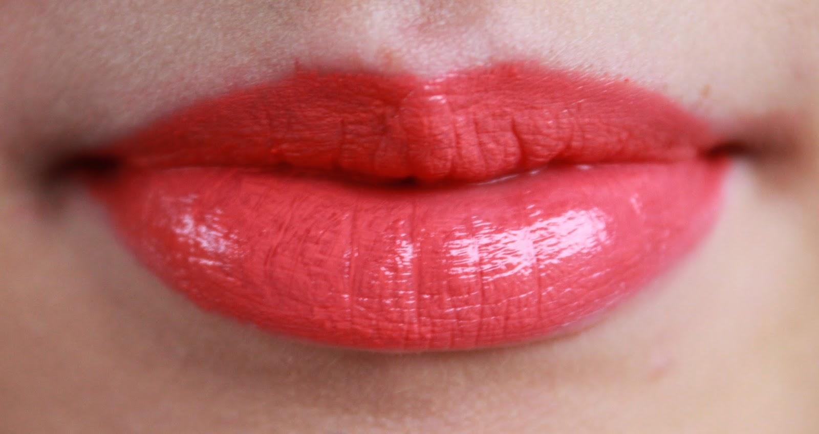 MUA lipstick nectar shade 16