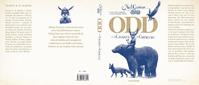 Iacopo bruno Gaiman Odd