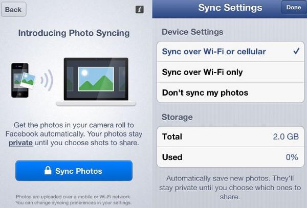 Photo Sync