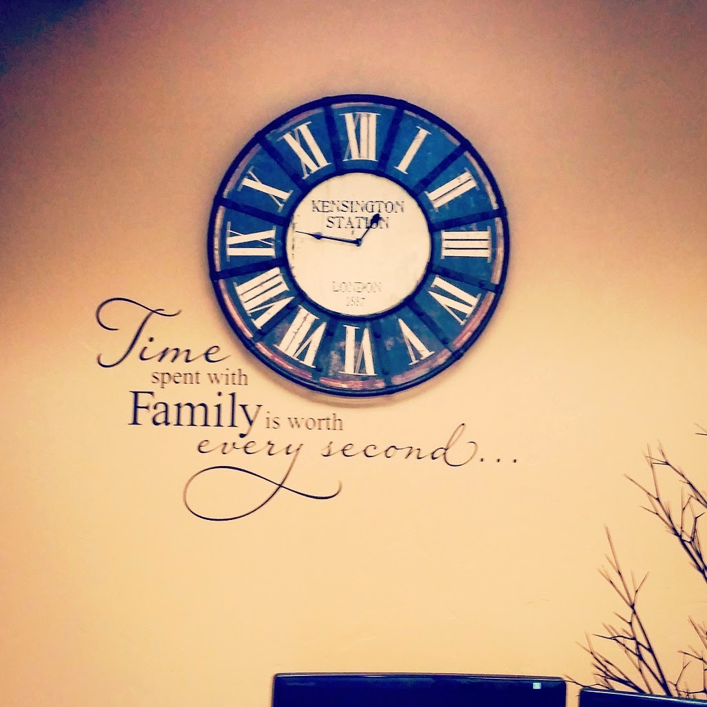 Vinyl 4 Decor: Time spent with family is worth every second vinyl ...