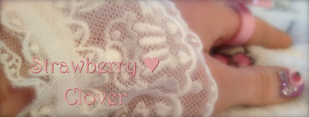 Strawberry ♥ Clover