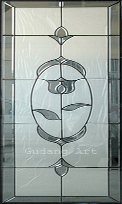 Desain Jendela Kaca Patri