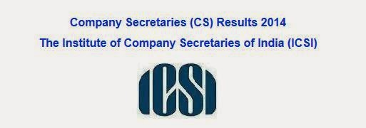 ICSI Results 2014 Check Now Online