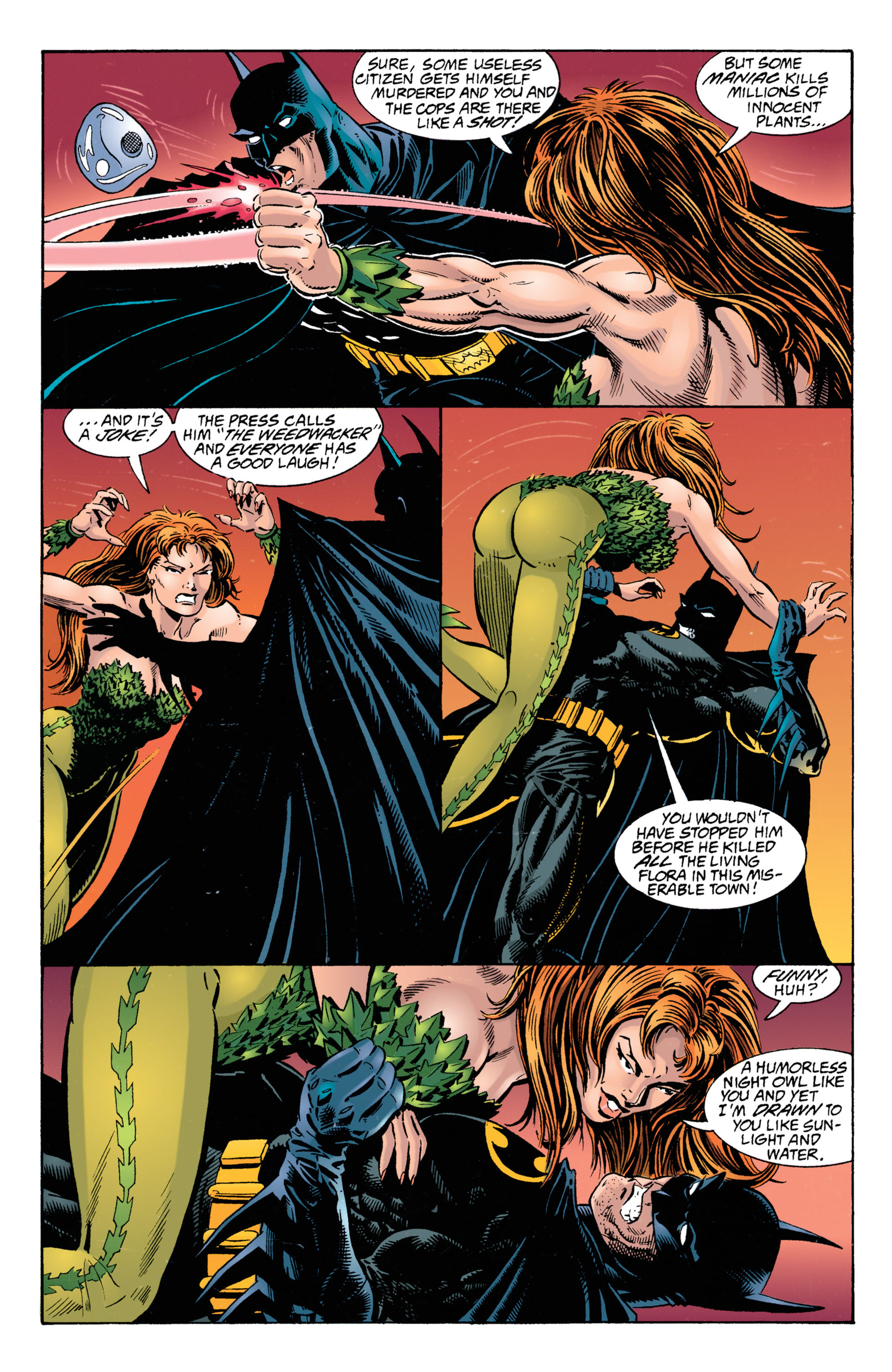 Detective Comics (1937) Issue #694 Page 18