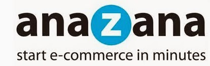 _anaZana eCommerce sites_