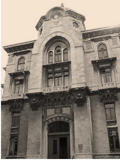 Sirkeci-Büyük Postane