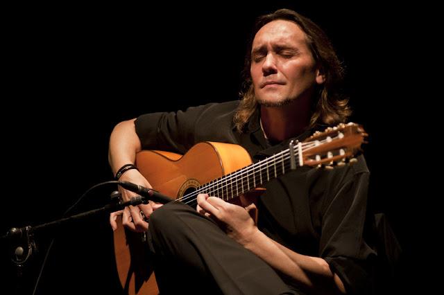 Vicente Amigo - Jornadas Flamencas de Fuenlabrada - Teatro Tomás y Valiente (Fuenlabrada) - 25/2/2011