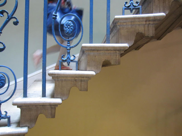 Staircase, Somerset House, Strand