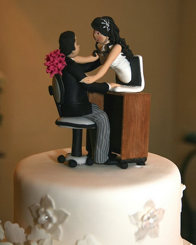 Strange Wedding Cakes Boost My Knowledge