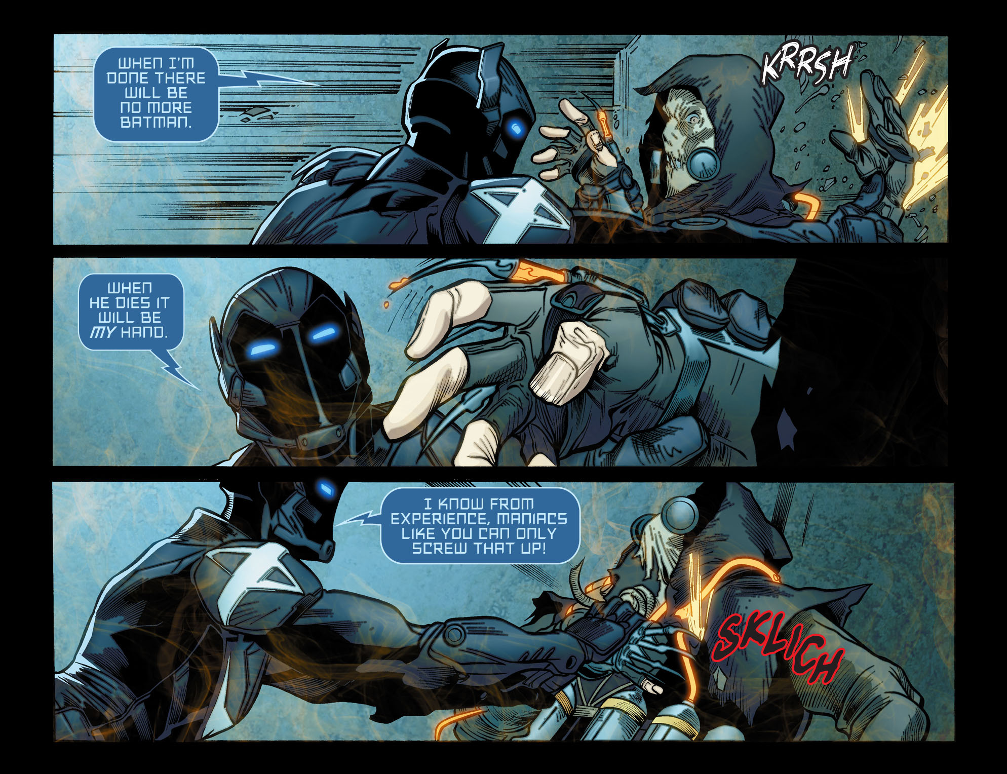 Batman: Arkham Knight [I] Issue #34 #36 - English 10
