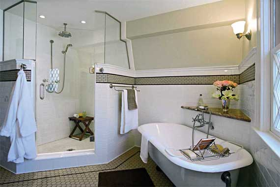 Home Interior Style The Best Art Deco Bathroom Design Ideas