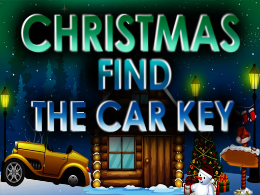 Top10 Christmas Find The Car Key