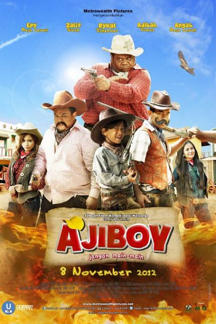 ajiboy, malay movie