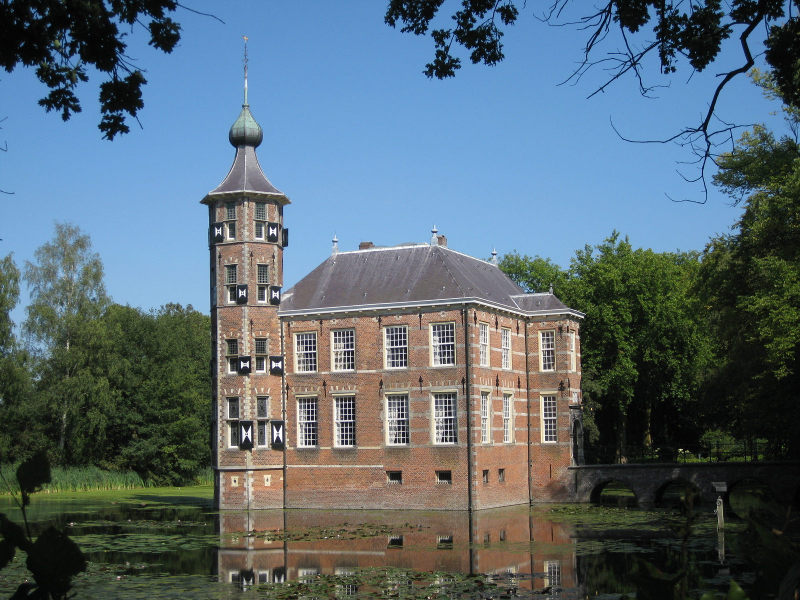 In Site  Breda Kasteel Bouvigne, 1554